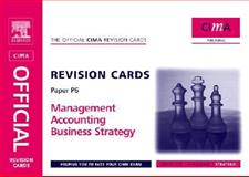 CIMA Revision Cards Management Accounting Business Strategy, Botten, Neil, 0750681195