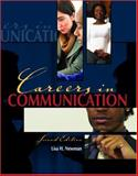 Careers in Communication, Newman, Lisa, 0757541194