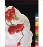 Painted with Thread : The Art of American Embroidery, Richter, Paula Bradstreet, 0883891190