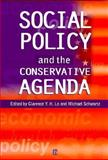 Social Policy and the Conservative Agenda 9781577181194