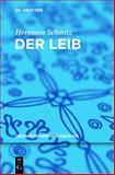 Der Leib, Schmitz, Hermann, 3112191196