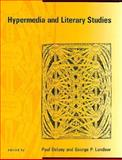 Hypermedia and Literary Studies, , 0262041197