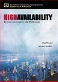 High Availability : Design, Techniques and Processes, Piedad & Hawkins, 013714119X
