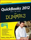 QuickBooks 2012 All-in-One for Dummies, Stephen L. Nelson, 1118091191