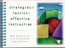 Strategies and Tactics for Effective Instruction 2nd Edition