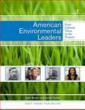 American Environmental Leaders : From Colonial Times to the Present, Becher, Anne and Richey, Joseph, 1592371191