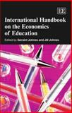 International Handbook on the Economics of Education, Johnes, Geraint and Johnes, Jill, 184376119X