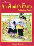 An Amish Farm Coloring Book, Cheryl Brenner, 1561481203