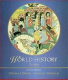 World History : To 1500, Duiker, William J. and Spielvogel, Jackson J., 0534531202