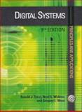Digital Systems : Principles and Applications, Tocci, Ronald J. and Widmer, Neal S., 0131111205