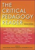 The Critical Pedagogy Reader, , 0415961203