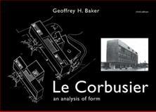 Le Corbusier, Geoffrey H. Baker, 0419161201