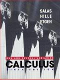 Calculus : One and Several Variables, Salas, Satunino L. and Hille, Einar, 0471231207
