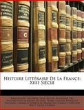Histoire Littéraire de la France, Barthlemy Haurau and Barthélemy Hauréau, 1149861207