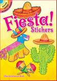 Fiesta! Stickers, Ellen Christiansen Kraft, 0486481204