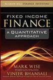 Fixed Income Finance 9780071621205