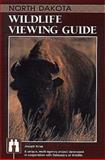 North Dakota Wildlife Viewing Guide, Joseph Knue, 1560441208