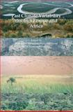 Past Climate Variability Through Europe and Africa, , 1402021208