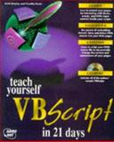 Teach Yourself Visual Basic Script in 21 Days, Brophy, Keith, 1575211203