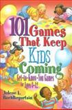 101 Games That Keep Kids Coming, Jolene L. Roehlkepartain, 0687651204