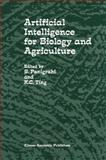 Artificial Intelligence for Biology and Agriculture, , 9401061203