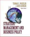 Strategic Management and Business Policy, Wheelen, Thomas L. and Hunger, J. David, 0130651214