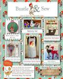 Bustle and Sew Magazine December 2013, Helen Dickson, 1494431211