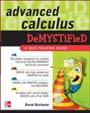 Advanced Calculus Demystified, Bachman, David, 0071481214