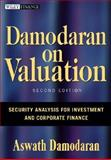 Damodaran on Valuation, Aswath Damodaran, 0471751219