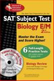 The Sat Subject Test - Biology, Thomas Sandusky and Linda Gregory, 0738601217