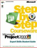 Microsoft Project 2000 Step by Step Courseware Expert Skills Class Pack, Johnson, Timothy and Chatfield, Carl, 0735611211