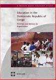 Education in the Democratic Republic of Congo : Priorities and Options for Regeneration, World Bank Staff, 082136121X