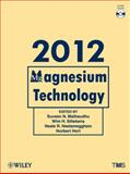 Magnesium Technology 2012, , 1118291212