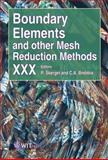 Boundary Elements and Other Mesh Reduction Methods XXX, , 1845641213