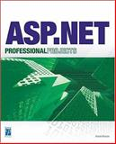 ASP.NET Professional Projects, Bhasin, Hersh, 1931841217