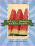 Agricultural Marketing and Price Analysis, Lusk, Jayson L. and Norwood, F. Bailey, 0132211211