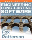 Engineering Long-Lasting Software : An Agile Approach Using SaaS and Cloud Computing, Alpha Edition, Fox, Armando and Patterson, David, 0984881212