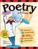 Poetry a la Carte, Connie Homan Weaver, 1593631219