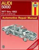 Audi 5000 1977 Thru 1983, J. H. Haynes and Alec J. Jones, 1850101213