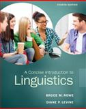 A Concise Introduction to Linguistics 4th Edition