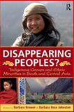 Disappearing Peoples? : Indigenous Groups and Ethnic Minorities in South and Central Asia, , 1598741217