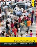 Empirical Political Analysis, Brians, Craig Leonard and Willnat, Lars B., 0205791212
