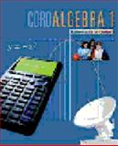 Cord Algebra 1 : Mathematics in Context, Center for Occupational Research and Development Staff, 0538671211