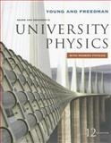 University Physics with Modern Physics, Young, Hugh D. and Freedman, Roger A., 0321501217