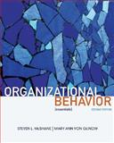 Organizational Behavior, McShane, Steven Lattimore and Von Glinow, Mary Ann, 0073381225