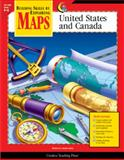 Map Skills : Meeting Map Skill Standards through Hands-on Practice: the United States and Canada, Hults, Alaska, 1591981220