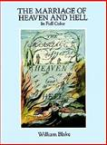 The Marriage of Heaven and Hell, William Blake, 0486281221