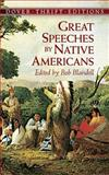 Great Speeches by Native Americans, , 0486411222
