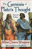 The Genesis of Plato's Thought, Winspear, Alban Dewes, 1412811228