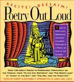 Poetry Out Loud, Robert Alden Rubin, 1565121228